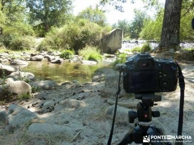 Pesquerías Reales y Fuentes de La Granja;rutas senderismo madrid faciles foro de senderismo